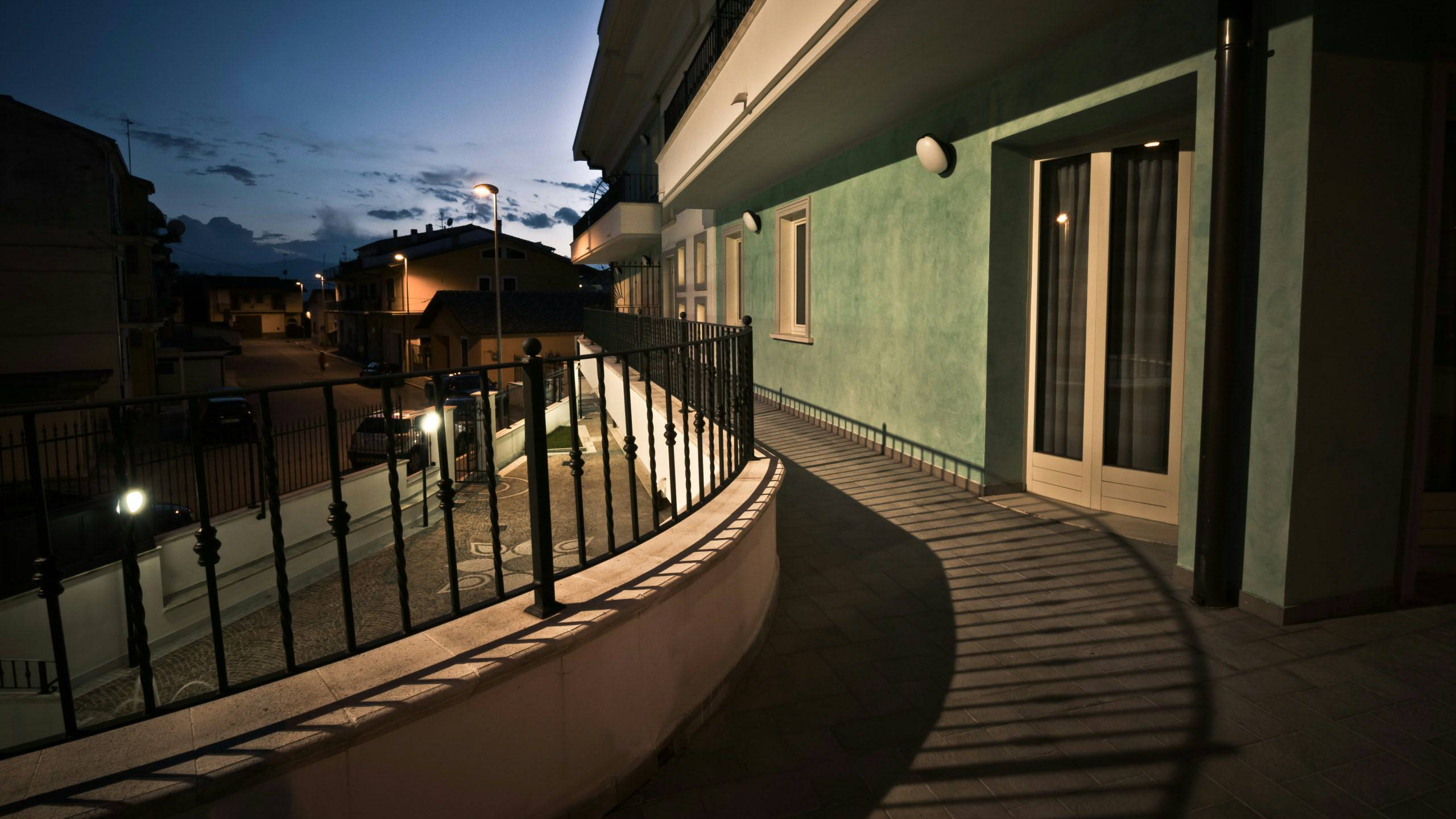 Hotel San Berardo - Official Site - Location